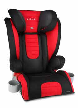 Monterey Expandable Booster Seat Product Shot