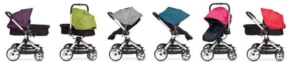 Broadway Stroller Product Shot