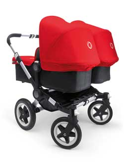 Bugaboo Donkey Bassinet Complete, Black Product Shot