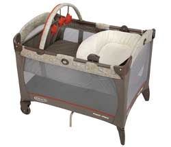 Graco Pack 'N Play® Playard with Reversible Napper & Changer™, Roman Product Shot