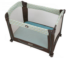 Graco Pack N Play Element with Stages, Oasis Product Shot