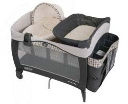 Graco Pack 'n Play with Newborn Napper Elite, Vance Product Shot
