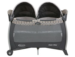 Graco Twins Pack 'n Play, Vance Product Shot