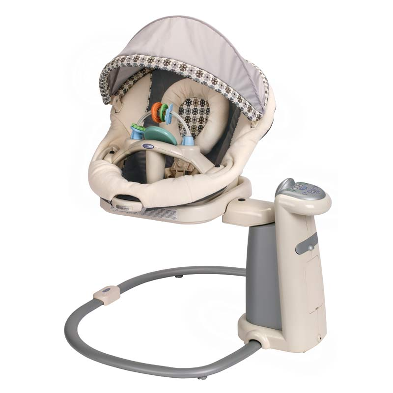 Graco Sweetpeace Infant Soothing Center Vance