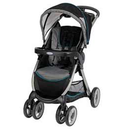 Graco FastAction Fold LX Stroller, Orlando Product Shot