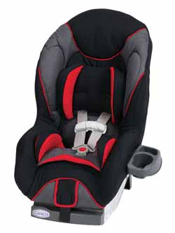 ComfortSport Convertible Car Seat Product Shot