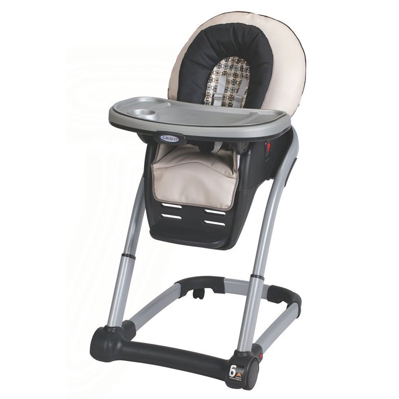 Graco Blossom Convertible 4 In 1 Highchair Seating System Vance 1812897