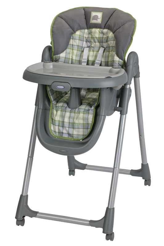 Meal time highchair