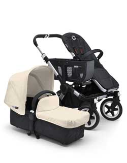 Bugaboo Donkey Tailored Fabric Set, Off White Product Shot