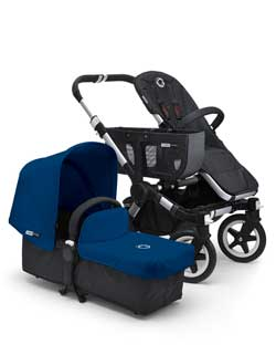 Bugaboo Donkey Tailored Fabric Set, Royal Blue Product Shot