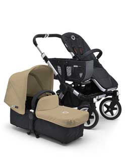 Bugaboo Donkey Tailored Fabric Set, Sand Product Shot