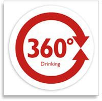 360-degree Drinking