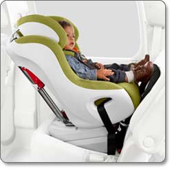 Clek Foonf Convertible Car Seat, Drift Product Shot