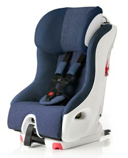 Clek Foonf Convertible Car Seat, Blue Moon Product Shot