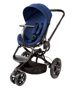 Quinny Moodd Stroller (Blue Reliance) Product Shot