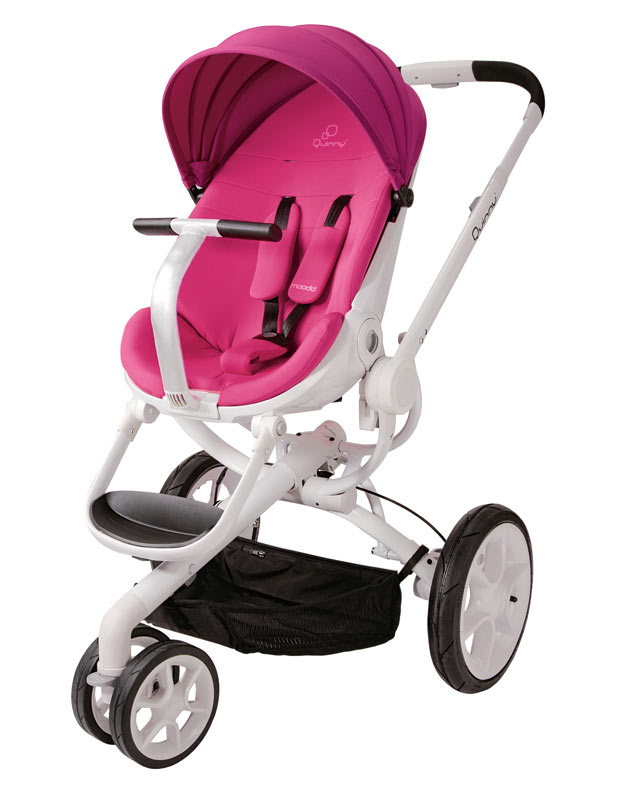 Quinny Moodd Stroller Pink Passion