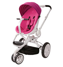 Quinny Moodd Stroller (Pink Passion) Product Shot