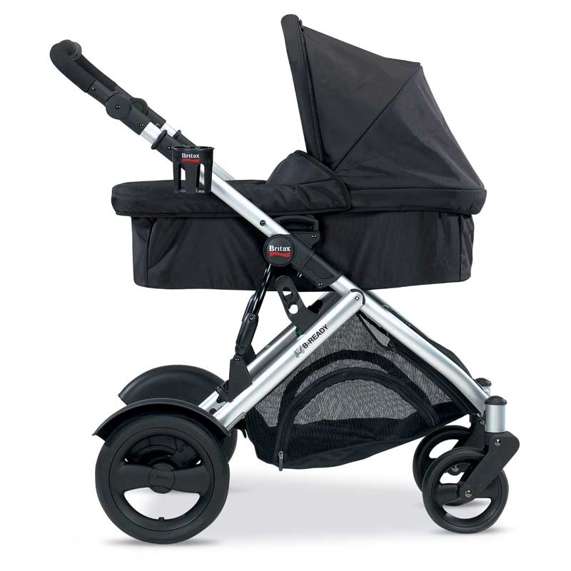 britax b ready stroller 2012 black best strollers. Black Bedroom Furniture Sets. Home Design Ideas