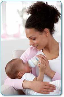 Philips AVENT SCF690/17 Natural Bottle 4 oz, BPA Free, 1-Pack Product Shot