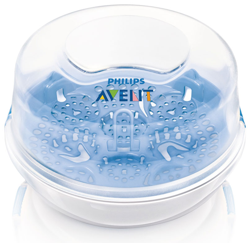 how to sterilize philips avent manual breast pump