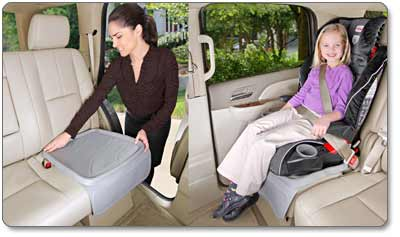 Vehicle Seat Protector Lifestyle Image