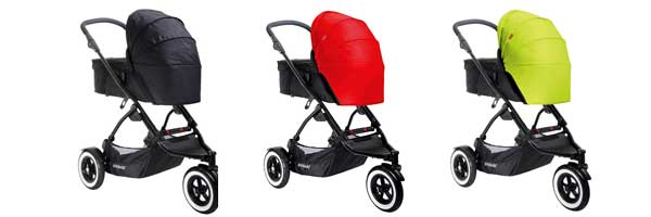 Mountain Buggy dot Buggy Stroller Product Image