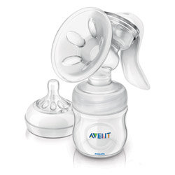 Philips AVENT Comfort Manual Breast Pump (SCF330/20) Product Shot