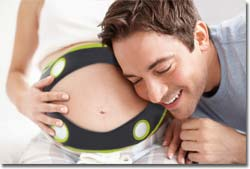 Ritmo Advanced Pregnancy Sound System . Product Shot