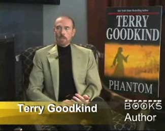 'Phantom' video Clip featuring Terry Goodkind