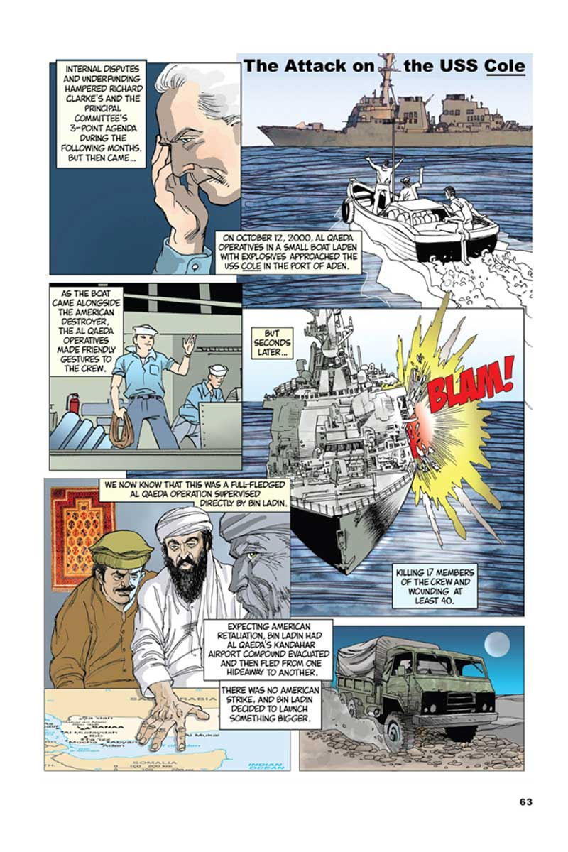 9/11 report comic book The 9/11 report for every american on december 5, 2005, the 9/11 commission   ernie colón, with more than sixty years of experience in the comic-book  industry between  i wish they would use this in high schools to teach the 911  story.