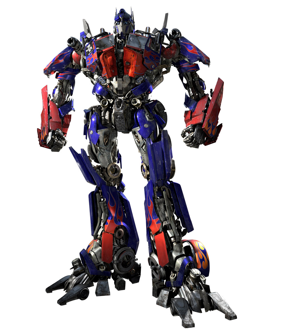 The Top Ten Transformers