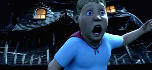 Amazon.com: Monster House (Widescreen Edition): Gil Kenan, Steve