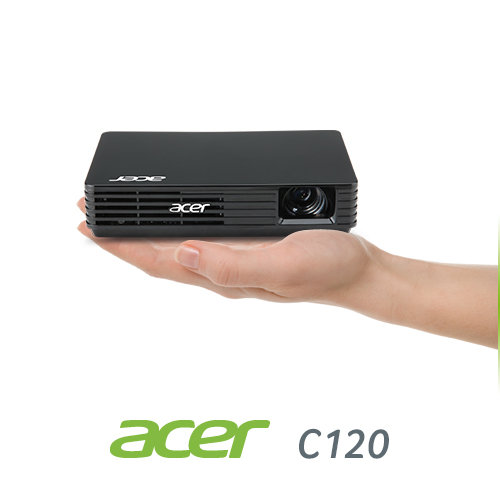 B006ar1zba image 1 for Miroir wvga dlp pico pocket projector