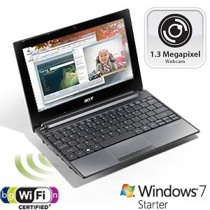 Acer Aspire One 522 black