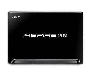 Aspire One D255 in diamond black