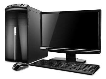 Gateway DX4320 desktop PC