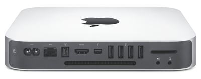 Mac mini with Lion Server