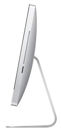 Profile of 21.5-inch iMac