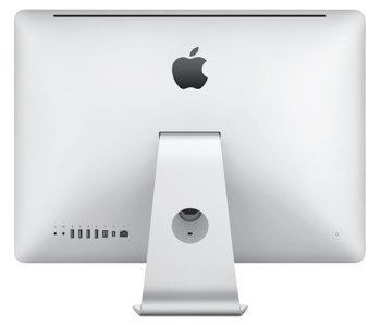 Rear of 21.5-inch iMac