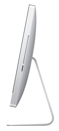 Profile of 27-inch iMac