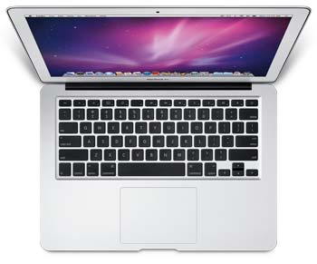 apple macbookair q410 13 keyboard sm Apple MacBook Air MD231LL/A 13.3 Inch Laptop (NEWEST VERSION)