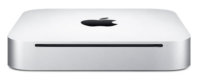 The Mac Mini is compact & energy efficient.