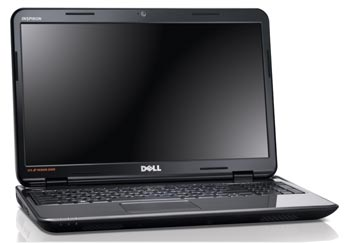 Dell Inspiron 15R in black