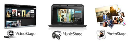 dell stage software sm Dell Streak 7 Wi Fi Tablet (Foggy Night)