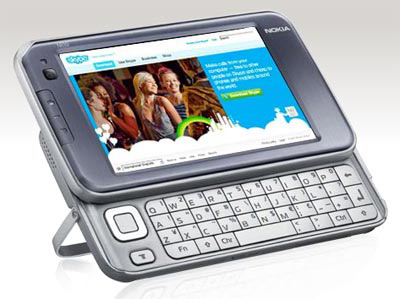 Amazon.com: Nokia N810 Portable Internet Tablet (Discontinued by ...