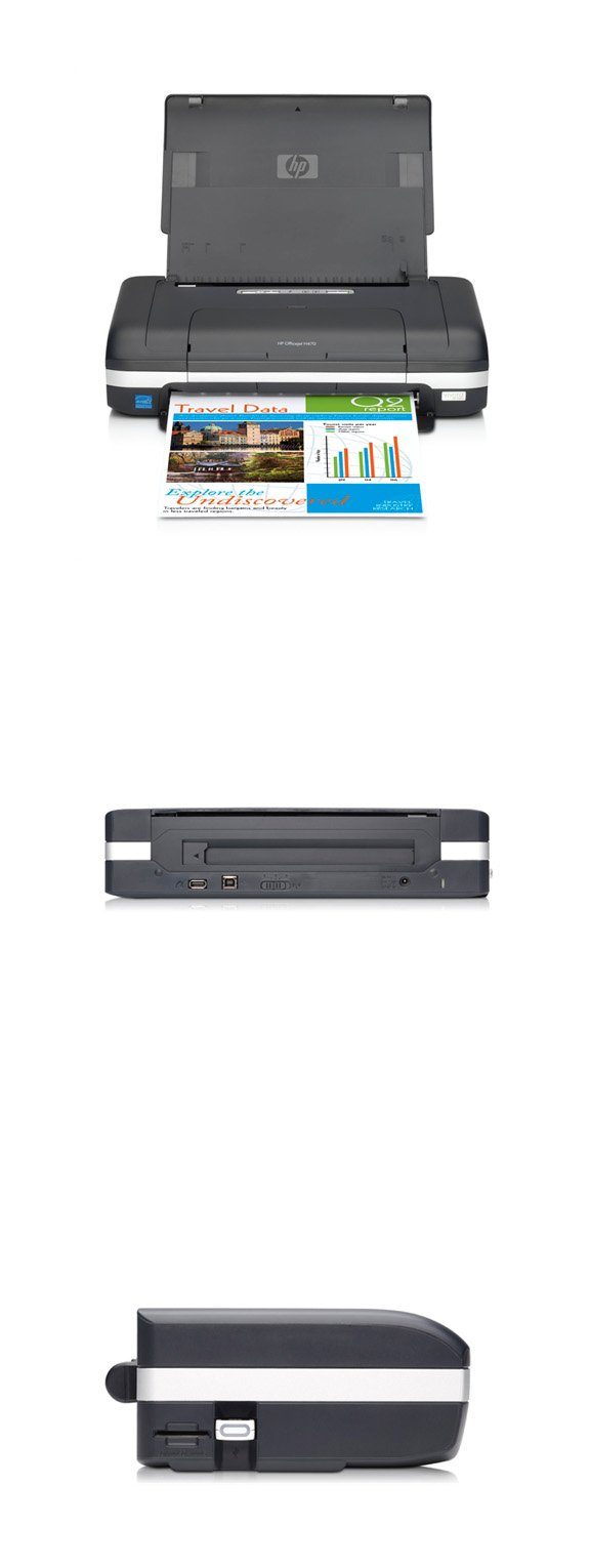Officejet H470wbt Mobile Printer