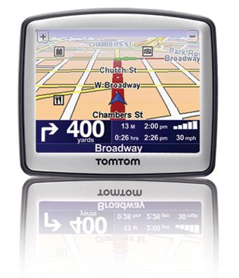 B0014GXCBI 1 th TomTom ONE 130 3.5 Inch Portable GPS Navigator (Box Version)