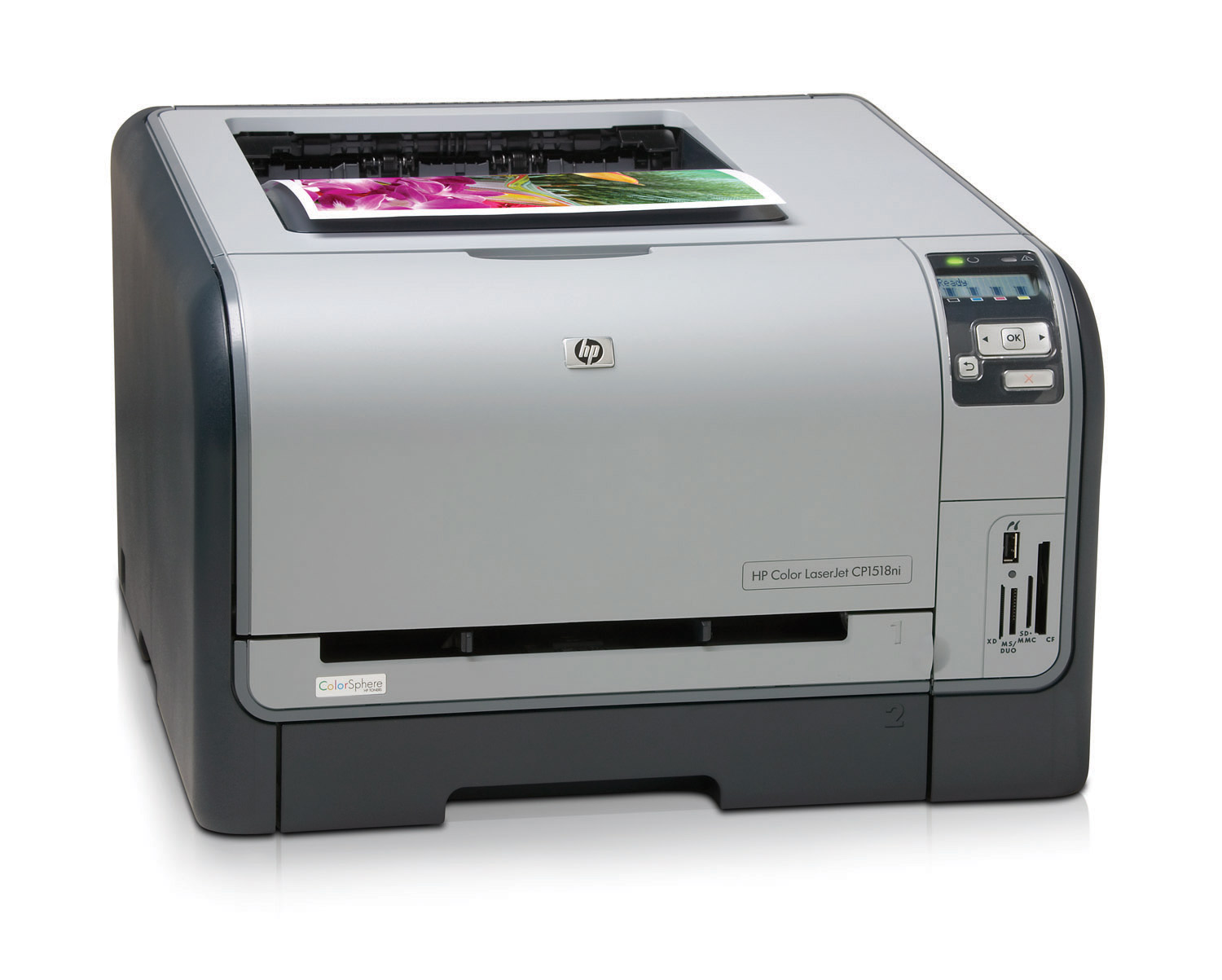 HP Color LaserJet CP1815ni Printer