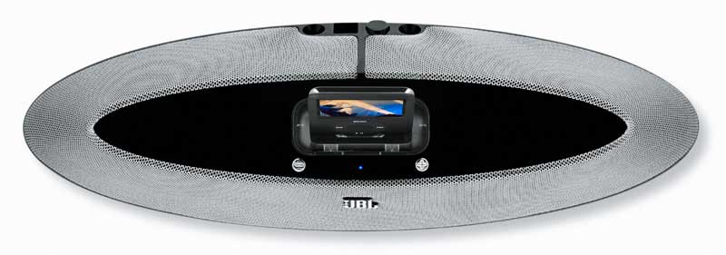 JBL On Stage 200ID High Performance Speaker Dock