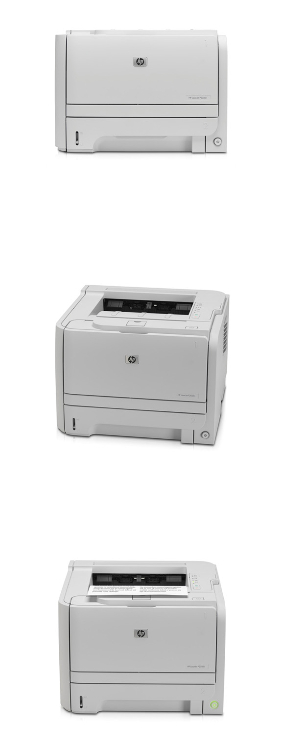 LaserJet P2035n Printer
